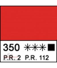 Краска акриловая МАСТЕР-КЛАСС 12304350  Красная прочная, 46 мл