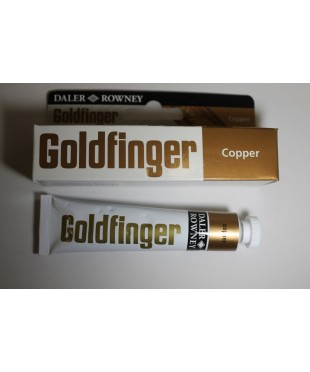 Паста Goldfinger Copper 22 мл   145008230
