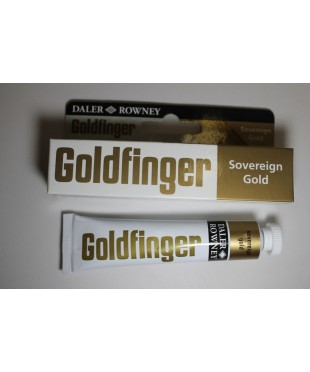 145008675 Паста Goldfinger SovereignGold 22 мл