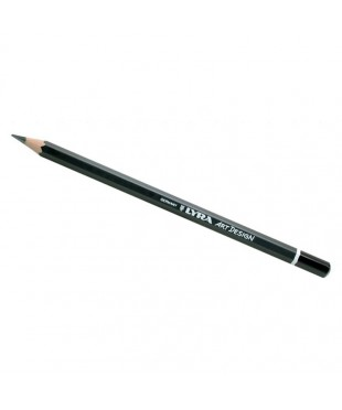 1110101 LYRA ART DESIGN Чернографитный шестигранный карандаш 1B