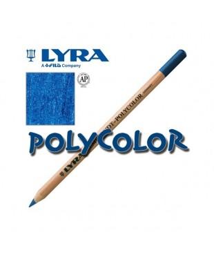 2000048 Профессиональный художественный карандаш для графики. LYRA REMBRANDT POLYCOLOR Стойкий синий