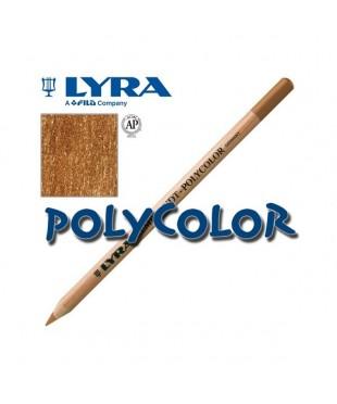2000082 Профессиональный художественный карандаш для графики. LYRA REMBRANDT POLYCOLOR Охра коричневая