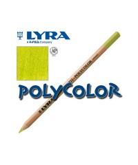 2000004 Профессиональный художественный карандаш для графики. LYRA REMBRANDT POLYCOLOR Желтый цинк