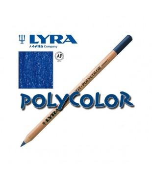2000053 Профессиональный художественный карандаш для графики. LYRA REMBRANDT POLYCOLOR Синий павлин