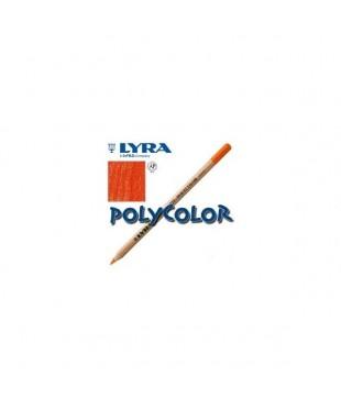 2000009 Профессиональный художественный карандаш для графики. LYRA REMBRANDT POLYCOLOR Оранжево желтый
