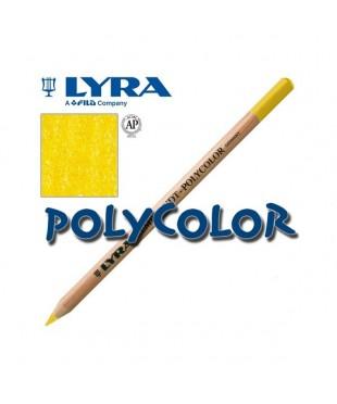2000006 Профессиональный художественный карандаш для графики. LYRA REMBRANDT POLYCOLOR Хром светлый
