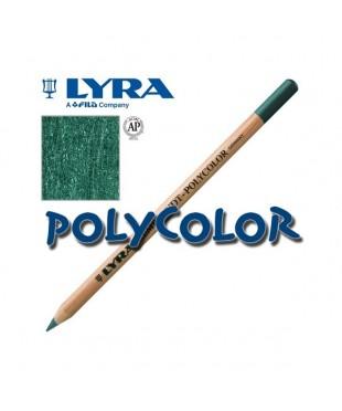 2000058 Профессиональный художественный карандаш для графики. LYRA REMBRANDT POLYCOLOR Морской зеленый