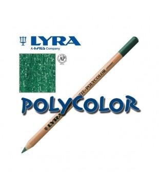 2000059 Профессиональный художественный карандаш для графики. LYRA REMBRANDT POLYCOLOR Хукера зеленый