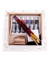 """Набор масляных красок  SIMPLY""""Simply Mini art set"""", 118500900"""