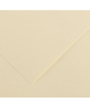 Бумага цветная Iris Vivaldi 240г/м.кв 50*65см №02 Кремовый, 200040355