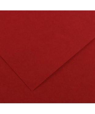 Бумага цветная Iris Vivaldi 240г/м.кв 50*65см №16 Красный темный,200040369