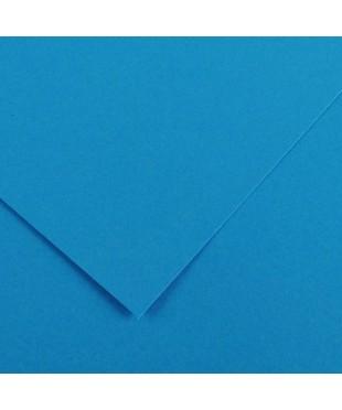200040375 Бумага цветная Iris Vivaldi 240г/м.кв 50*65см №22 Лазурь небесная