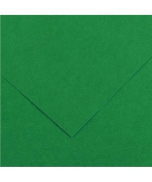 Бумага цветная Iris Vivaldi 240г/м.кв 50*65см №30 Зеленый мох, 200040383