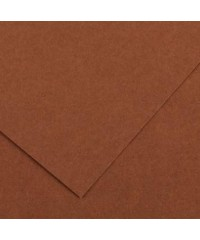 Бумага цветная Iris Vivaldi 240г/м.кв  50*65см  №34 Шоколадный, 200040387