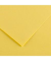 200040780 Бумага цветная Iris Vivaldi 240г/м.кв 21*29.7см №03 Желтый соломенный