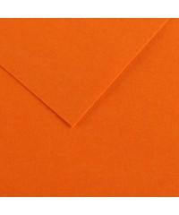 200040786 Бумага цветная Iris Vivaldi 240г/м.кв 21*29.7см №09 Оранжевый