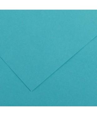 200040802 Бумага цветная Iris Vivaldi 240г/м.кв 21*29.7см №25 Синий бирюзовый