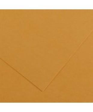200040809 Бумага цветная Iris Vivaldi 240г/м.кв 21*29.7см №32 Оранжевая кожа