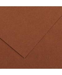 200040811 Бумага цветная Iris Vivaldi 240г/м.кв 21*29.7см №34 Шоколадный