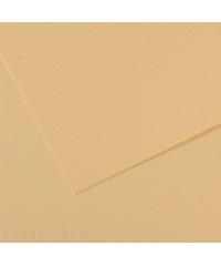 200321124  Бумага для пастели Mi-Teintes 160г/м.кв 50*65см №407 Кремовый