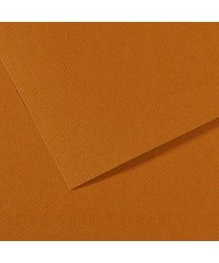 Бумага для пастели в листах Canson, серия Mi-Teines, цвет коричневый Гавана № 502, размер 50х65 см, 160 гр/кв.м, 200321184