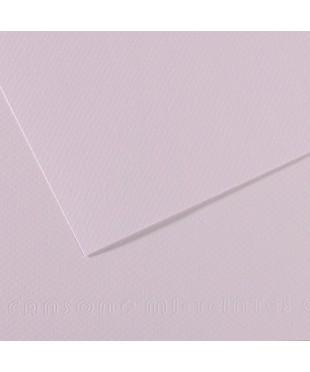 Бумага для пастели в листах Canson, серия Mi-Teines, цвет сиреневый №104, размер 50х65 см, 160 гр/кв.м, 200321304