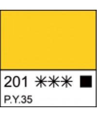 Краска акриловая МАСТЕР-КЛАСС  12304201  Кадмий желтый средний, 46 мл