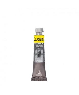 Maimeri Краска масляная Classico, 116, Желтый основной 60мл.