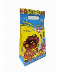 Детский набор для лепки DIDO Le mie ricette , паста 6*50гр, формы,вспомог. материалы, 340200
