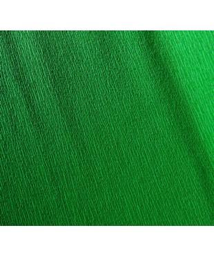 200002417 Бумага крепированная Superior Crepe 48г/м.кв 50*250см №50 Зеленый папоротник в рулоне