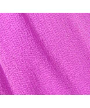 200002424 Бумага крепированная Superior Crepe 48г/м.кв 50*250см №10 Сиреневый в рулоне