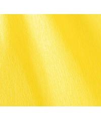 200002408 Бумага крепированная Superior Crepe 48г/м.кв 50*250см №53 Желтый современный в рулоне