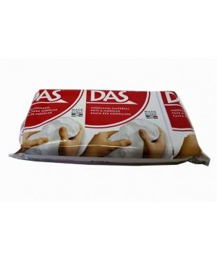 Паста для моделирования DAS, 150 гр, белая, 387200