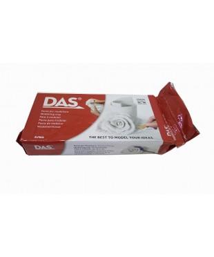 Паста для моделирования DAS,1000 гр, белая, 387500