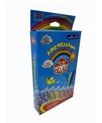 Детский набор для моделирования DIDO Arcobaleno, паста 12 шт+инструменты  397200