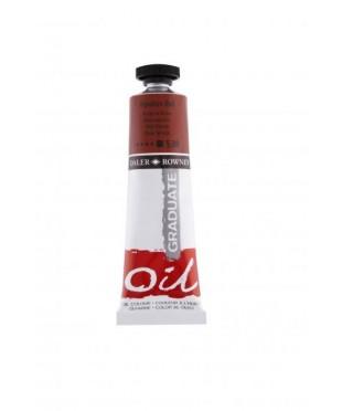Краска масляная Daler-Rowney GRADUATE 38мл, 538 Красный венецианский