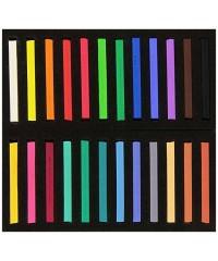 Пастель сухая LYRA POLYCRAYON, 24 цвета