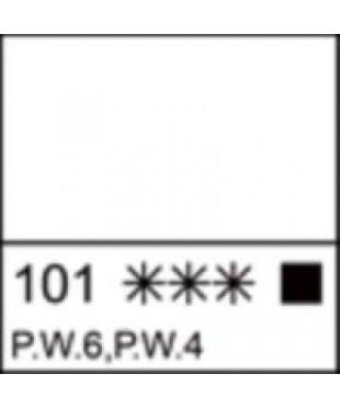 Краска акриловая Мастер класс, 12304101,  Белила титановые, 46 мл