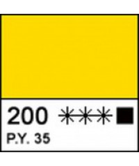 Краска акриловая МАСТЕР-КЛАСС  12304200  Кадмий желтый светлый, 46 мл