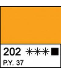 12304202 Краска акриловая МАСТЕР-КЛАСС Кадмий желтый темный, 46 мл