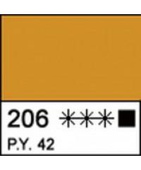 Краска акриловая МАСТЕР-КЛАСС 12304206, Охра светлая, 46 мл