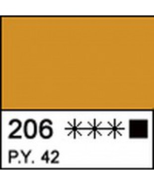 12304206 Краска акриловая МАСТЕР-КЛАСС Охра светлая, 46 мл