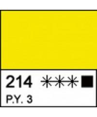 12304214 Краска акриловая МАСТЕР-КЛАСС Лимонная, 46 мл