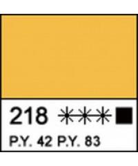 12304218 Краска акриловая МАСТЕР-КЛАСС Охра желтая, 46 мл