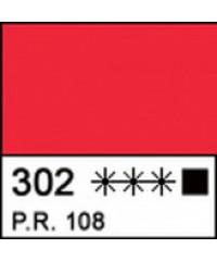12304302 Краска акриловая МАСТЕР-КЛАСС Кадмий красный светлый, 46 мл