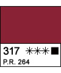 12304317 Краска акриловая МАСТЕР-КЛАСС Краплак красный, 46 мл