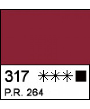 Краска акриловая МАСТЕР-КЛАСС 12304317, Краплак красный, 46 мл