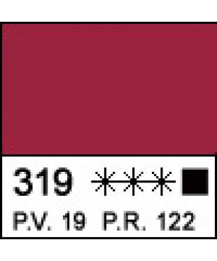 12304319 Краска акриловая МАСТЕР-КЛАСС Карминовая, 46 мл