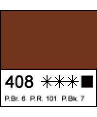 12304408 Краска акриловая МАСТЕР-КЛАСС Умбра жженая, 46 мл