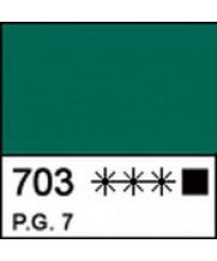 "12304703 Краска акриловая МАСТЕР-КЛАСС Зеленая ""ФЦ"", 46 мл"